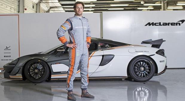 McLaren Sparco