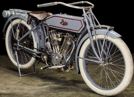 Pope 61ci Model L Twin