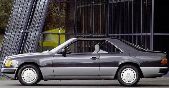 Mercedes W124 CE