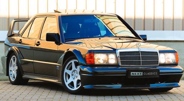 Mercedes 190E 2.5-16 Evolution II