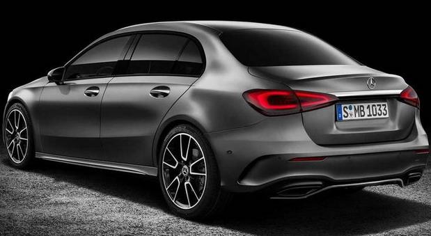 Mercedes A Klasa Sedan