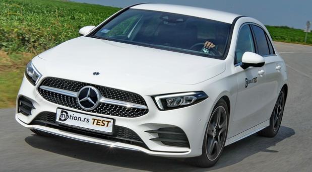 Mercedes A-Klase