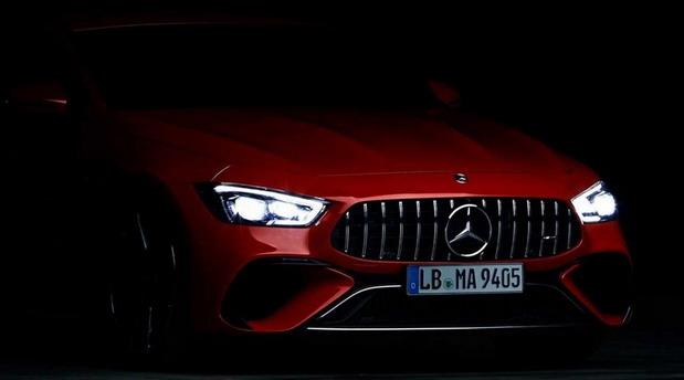 Mercedes-AMG GT63 E-Performance