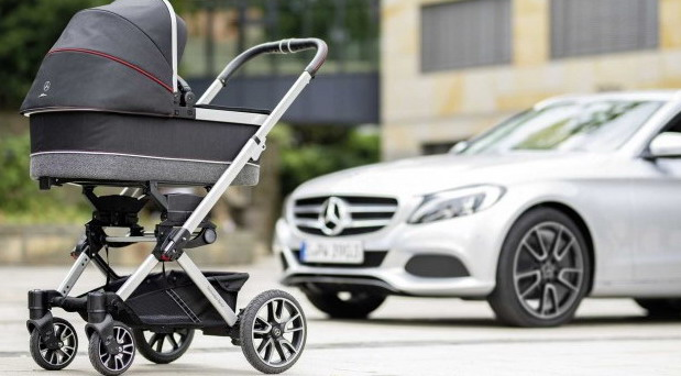 Mercedes kolica za bebe
