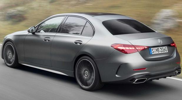 Mercedes C klase