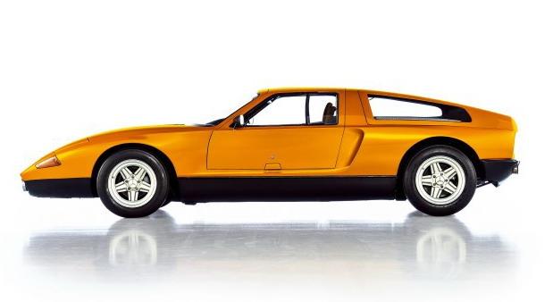 Mercedes C111/II