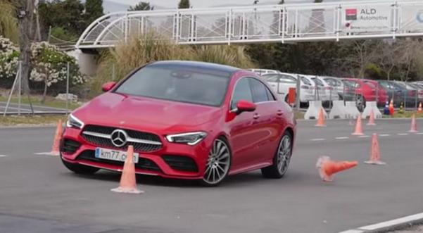 Novi Mercedes CLA