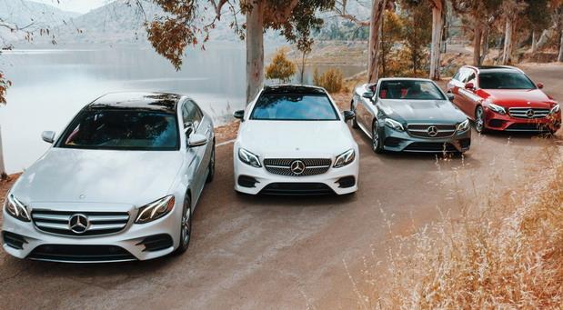 2019 Mercedes E-Class