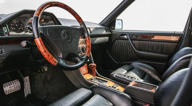 Mercedes E 36 T AMG