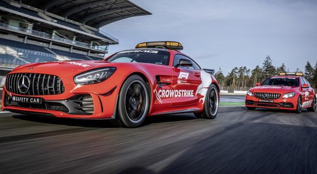 Mercedes-AMG GT R F1 Safety Car