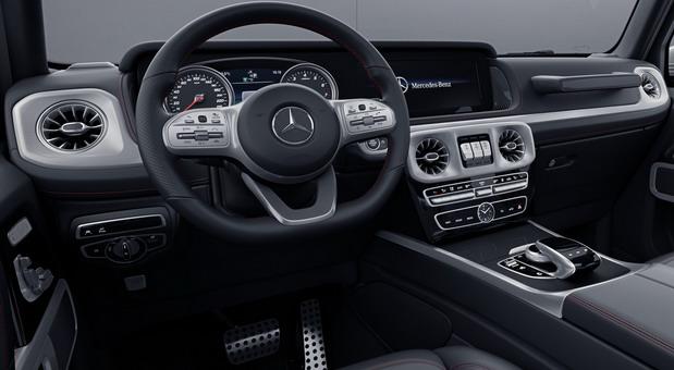 Mercedes G klasa AMG Line