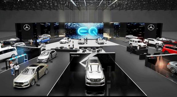 Mercedes na sajmu u Ženevi 2020