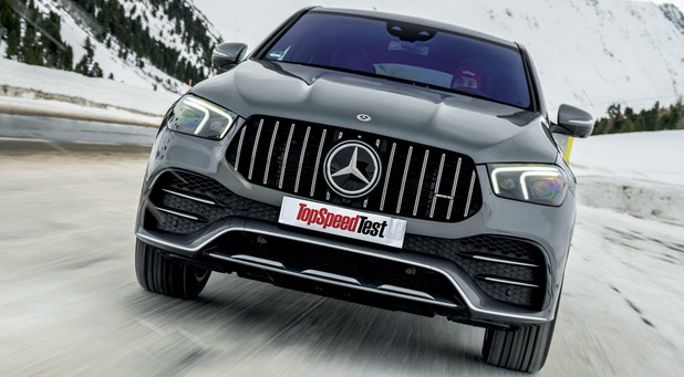Mercedes-AMG GLE 53 Coupe 4MATIC+