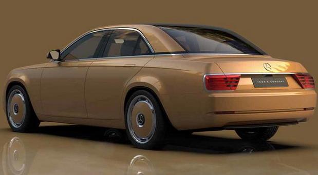 Mercedes-Benz Icon E Concept