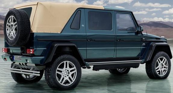Mercedes-Maybach Landaulet