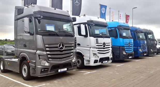 Mercedes-Benz - Dan otvorenih vrata u Centru komercijalnih vozila