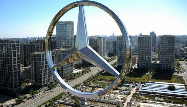 Mercedes u Pekingu