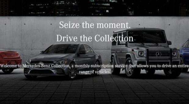 Mercedes pretplata