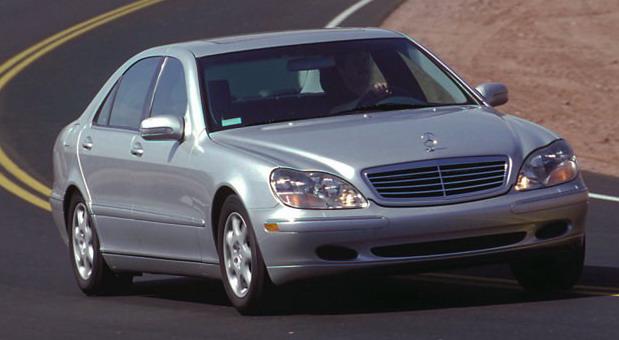 Mercedes-Benz S klase (W220)