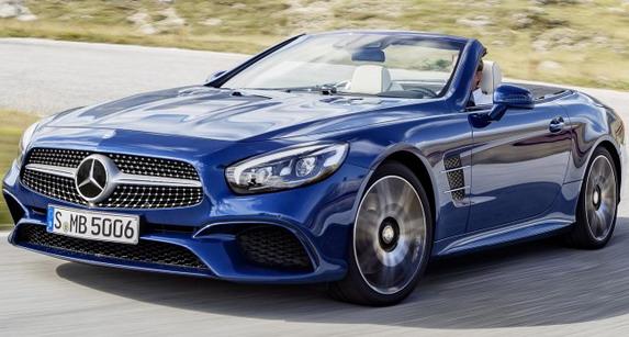 2015 - [Mercedes] SL Restylé [R231] - Page 3 Mercedes%20sl%2040