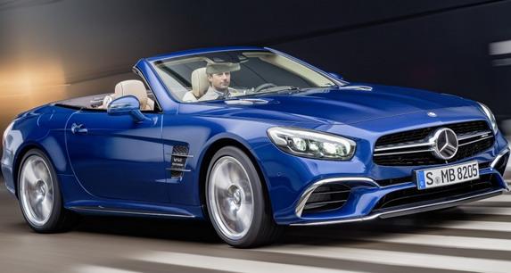 2015 - [Mercedes] SL Restylé [R231] - Page 3 Mercedes%20sl%20444