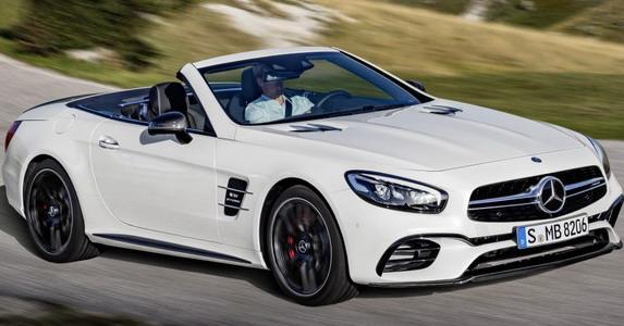 2015 - [Mercedes] SL Restylé [R231] - Page 3 Mercedes%20sl%205