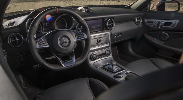 2019 Mercedes SLC