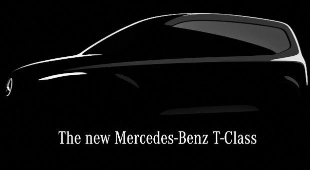 Mercedes-Benz T-Klase