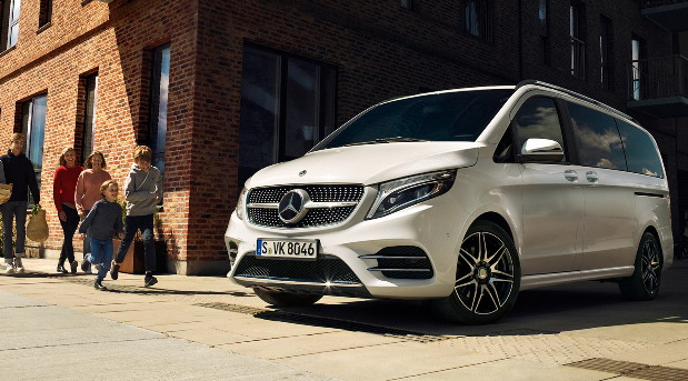 Mercedes-Benz V-Klasa Family Pack