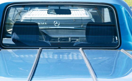 Mercedes W124 pick-up