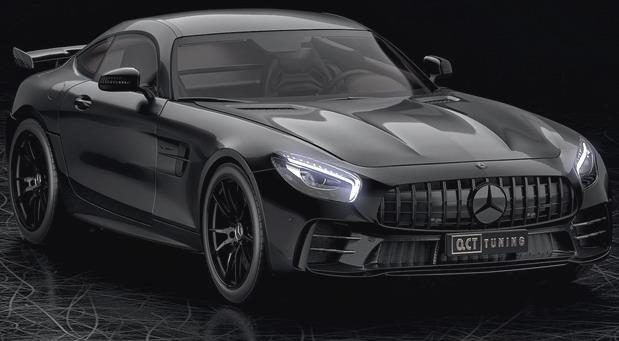 O.CT Tuning Mercedes-AMG GT R