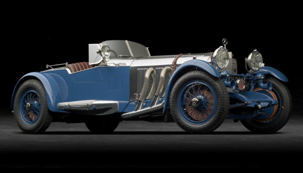 1929 Mercedes Boat Tail