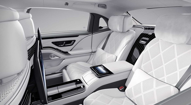 Mercedes-Maybach S-Class Edition 100