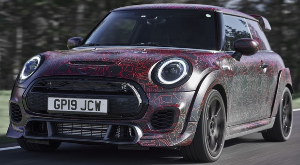 Mini GP John Cooper Works