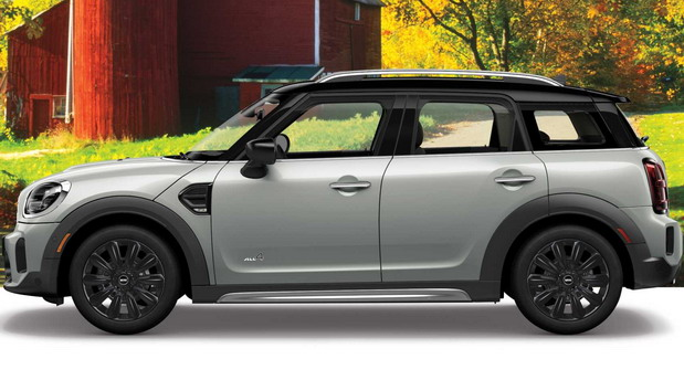 Mini Countryman Edición Oxford