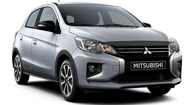 Mitsubishi Space Star Cross