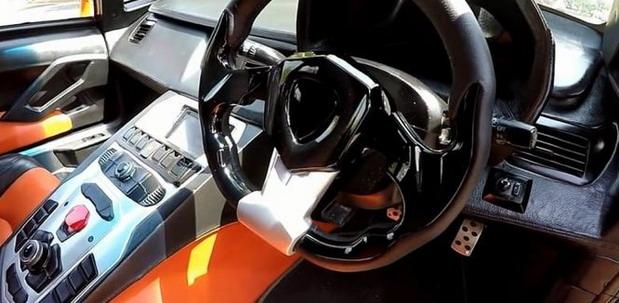 Replika Lamborghini Aventadora