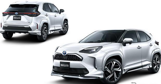 Toyota Yaris Cross Modellista