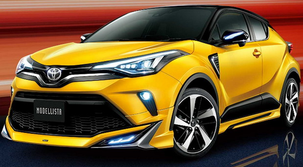 Modellista Toyota C-HR