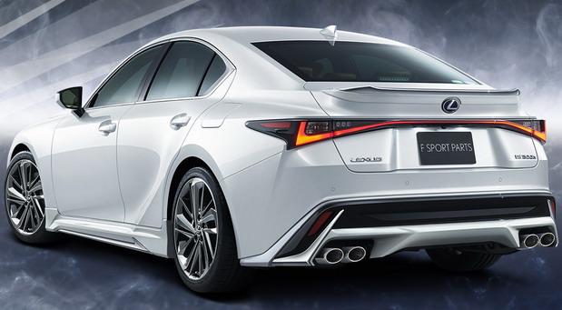 Modellista Lexus IS
