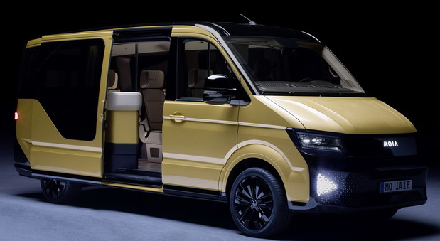 MOIA mini bus