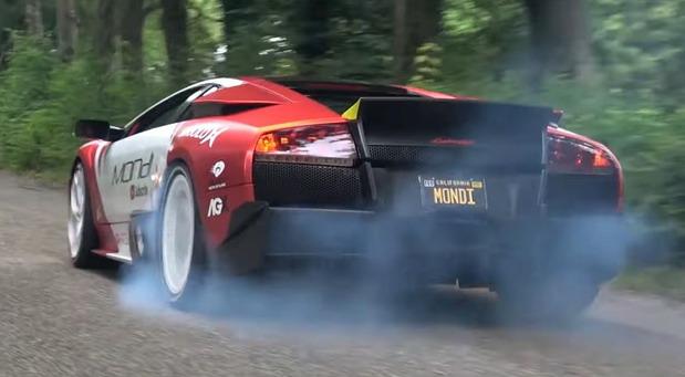 Najglasniji Lamborghini Murcielago