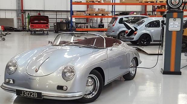 Električni Porsche