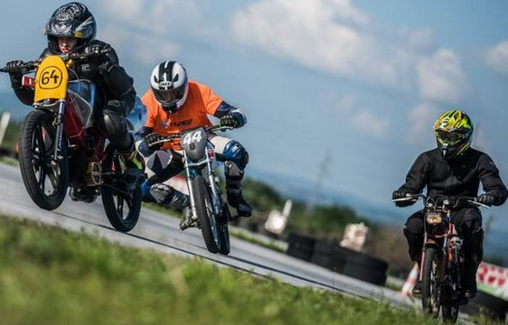 Moto-Bike Moped Endurance Cup
