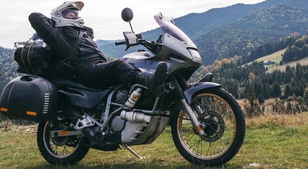 Motocikl putovanje