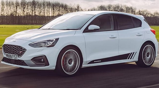 Mountune Ford Focus ST