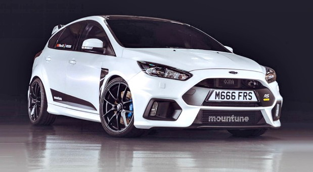 Mountune Ford Focus RS