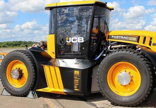 Najbrži traktor