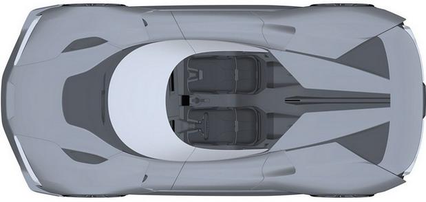 NIO EP9 Cabrio