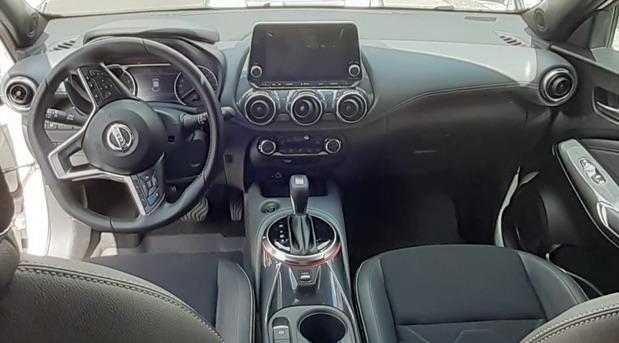 Nissan Juke 1.0 117KS DCT Tekna
